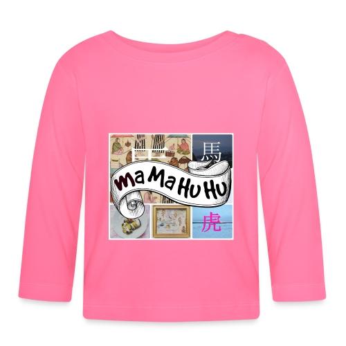 Ma ma hu hu / So-so - Vauvan pitkähihainen paita