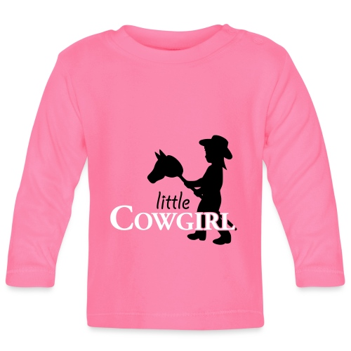 LittleCowgirl W - Baby Langarmshirt