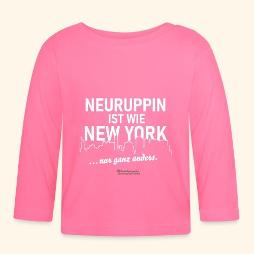 Neuruppin - Baby Langarmshirt