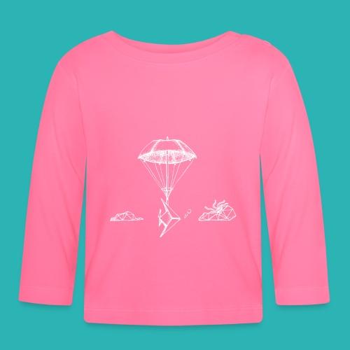 Galleggiar_o_affondare-png - Maglietta a manica lunga per bambini
