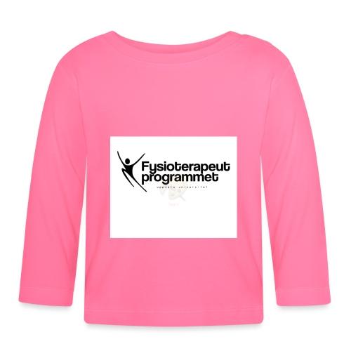testfysiobild_stor - Långärmad T-shirt baby