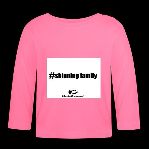 shinning family - T-shirt manches longues Bébé
