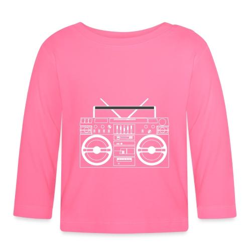 Boombox - WA - Baby Long Sleeve T-Shirt