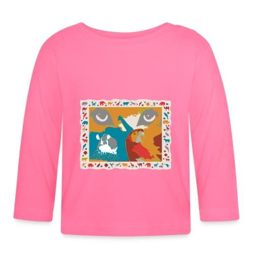 Wildlife - Camiseta manga larga bebé