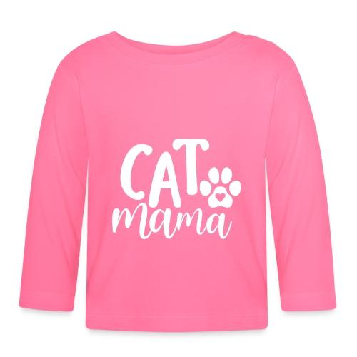 CAT MAMA - T-shirt manches longues Bébé