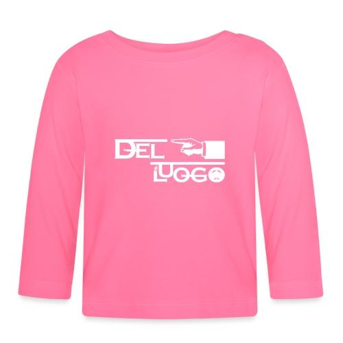 HOODIE DEL LUOGO (NERO,GRIGIO,ROSSO) - Baby Long Sleeve T-Shirt