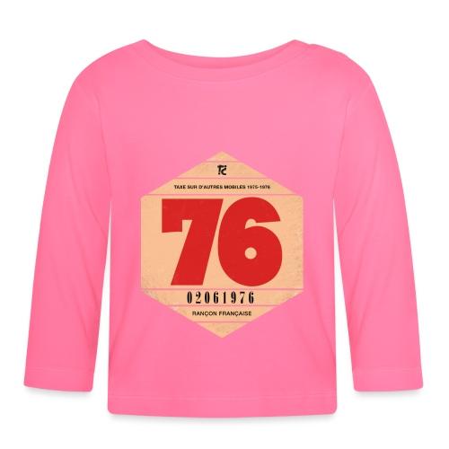 Vignette automobile 1976 - T-shirt manches longues Bébé