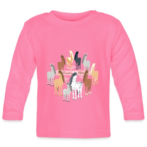 Freedom Hills - Baby Long Sleeve T-Shirt