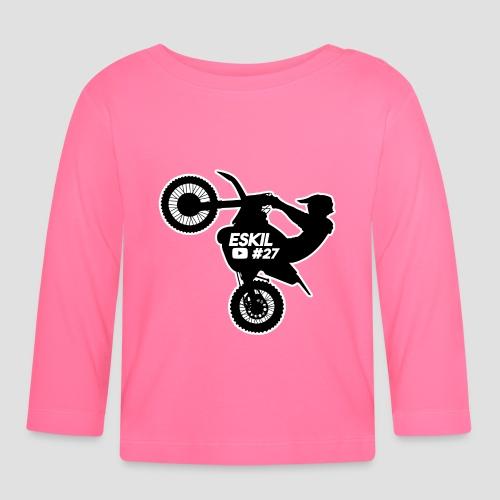 Wheelie Summer ESKIL YT #27 - Långärmad T-shirt baby