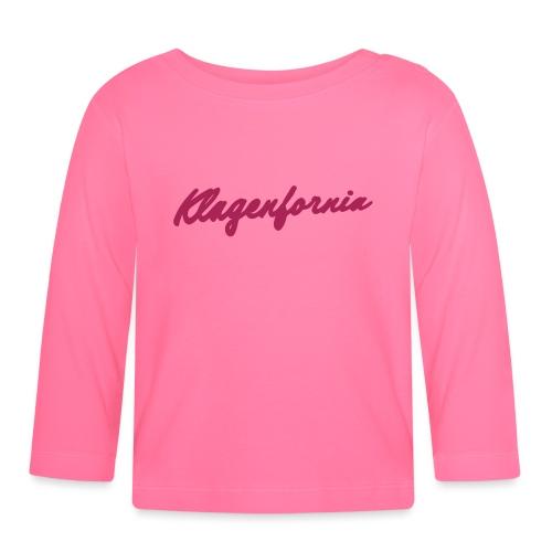 klagenfornia classic - Baby Langarmshirt