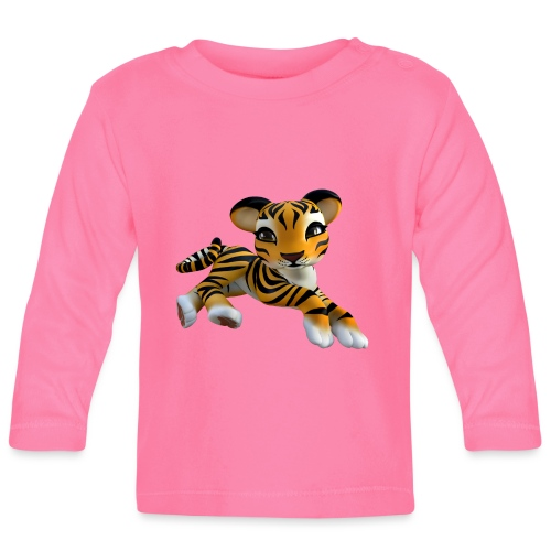 Little Tiger - Baby Langarmshirt