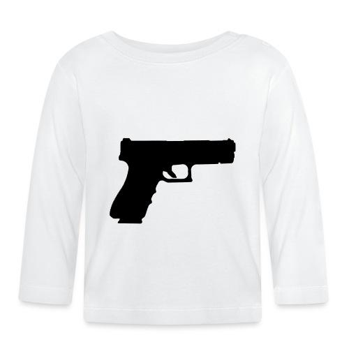 Pistol 88 - Glock 17C - Långärmad T-shirt baby