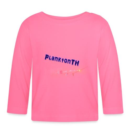 PlanktonTH, Lens Flare - Vauvan pitkähihainen paita