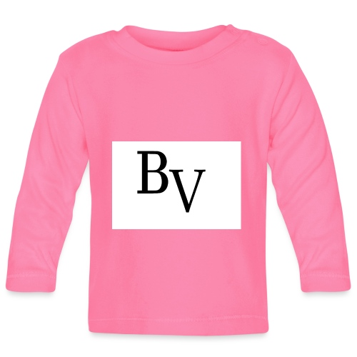 BossVibes - Langærmet babyshirt