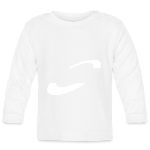 Planet Cycling Icon - Baby Long Sleeve T-Shirt