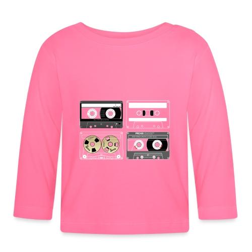 4 cassettes - Baby Long Sleeve T-Shirt