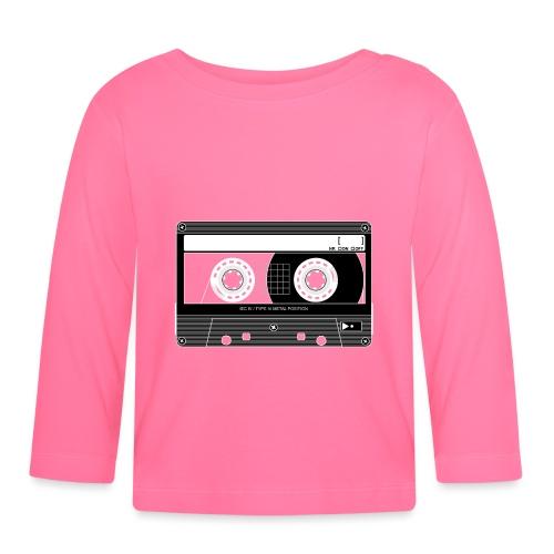 TDK Cassette Metal 90s - Baby Long Sleeve T-Shirt