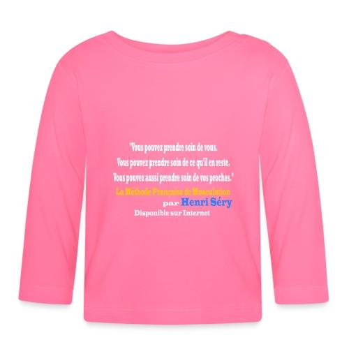 LMF Sante v2 - T-shirt manches longues Bébé