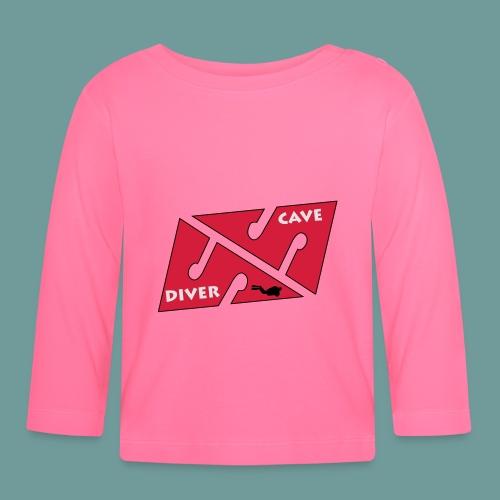 cave_diver_01 - T-shirt manches longues Bébé