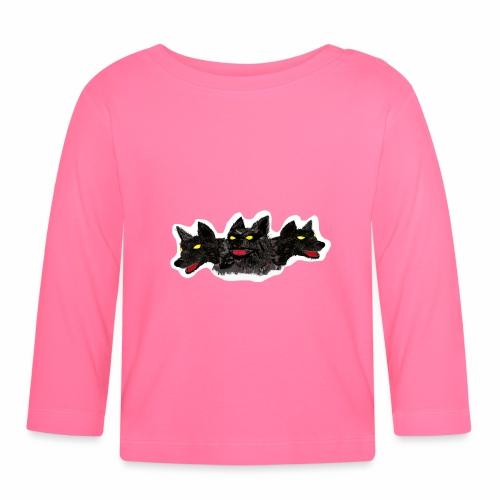 Cerberus de l'enfer lim.ed. - T-shirt manches longues Bébé