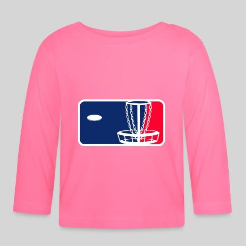 Major League Frisbeegolf - Vauvan pitkähihainen paita