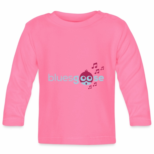 bluesgoose #01 - Baby Langarmshirt