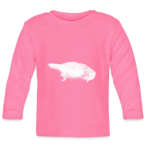 Die bird die !!! - T-shirt manches longues Bébé