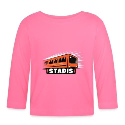 STADISsa METRO T-Shirts, Hoodies, Clothes, Gifts - Vauvan pitkähihainen paita