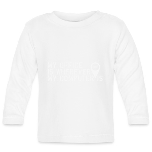 Wherever - Camiseta manga larga bebé
