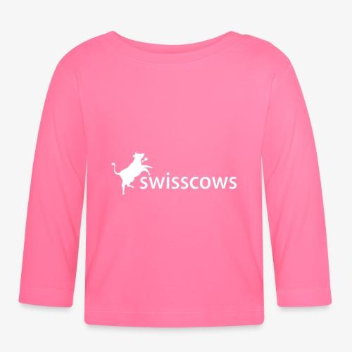 Swisscows - Logo - Baby Langarmshirt