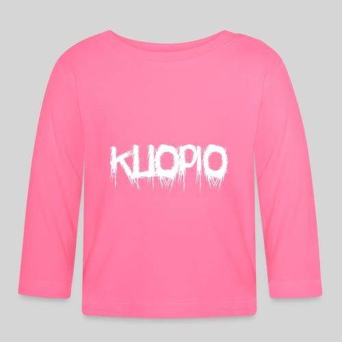 Kuopio - Vauvan pitkähihainen paita