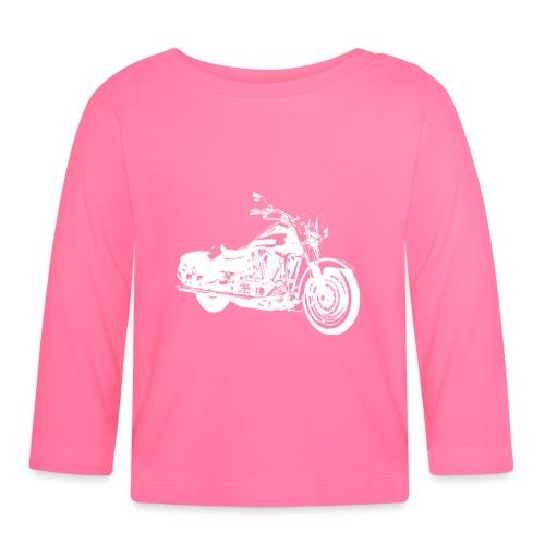 VINTAGE Motorrad - Baby Langarmshirt