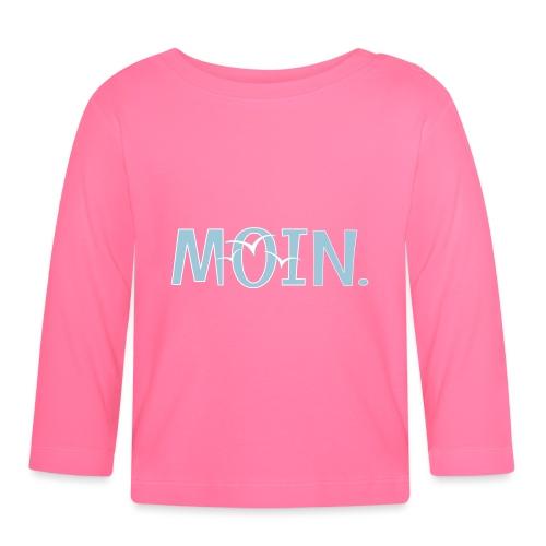 Moin - Baby Langarmshirt