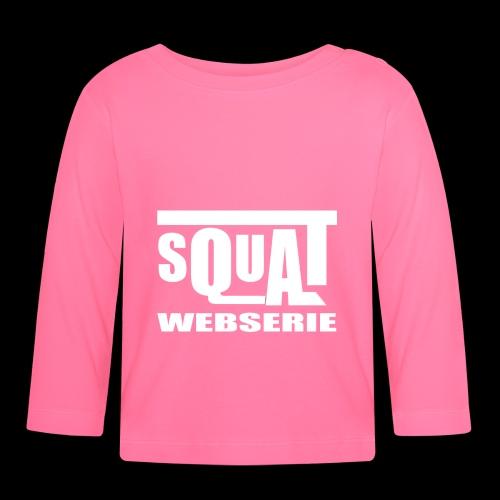 SQUAT WEBSERIE - T-shirt manches longues Bébé