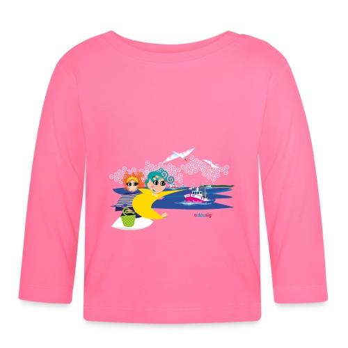 Dousig au Guilvinec - T-shirt manches longues Bébé