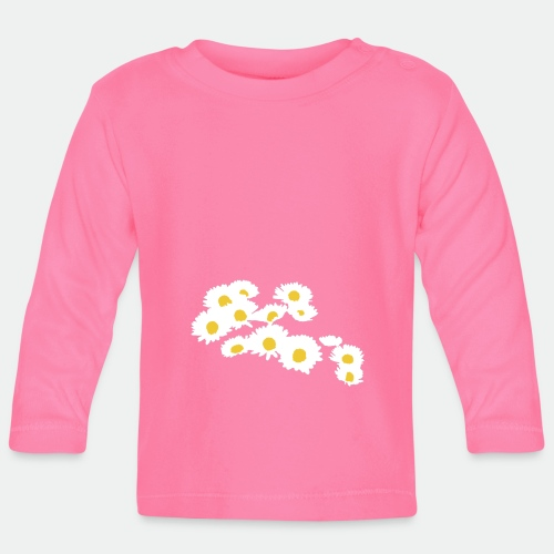 Spring Season Daisies - Baby Long Sleeve T-Shirt