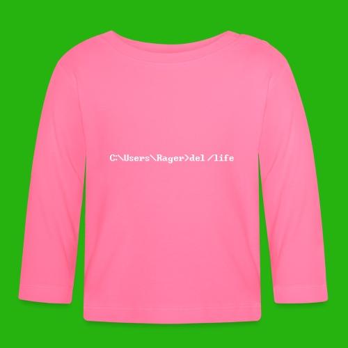 Programming Get A Life - Baby Long Sleeve T-Shirt