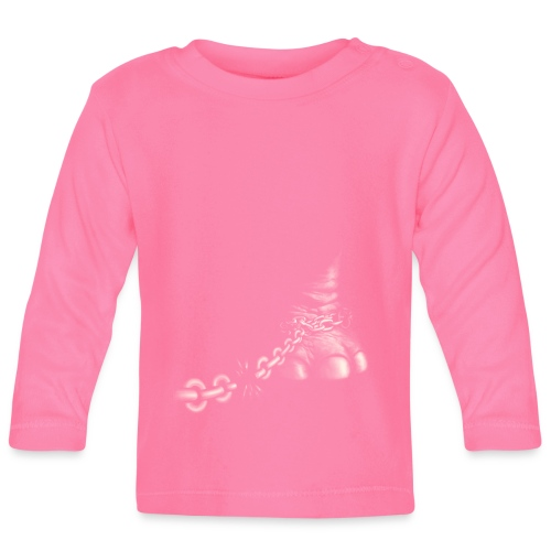Animal Liberation - T-shirt manches longues Bébé