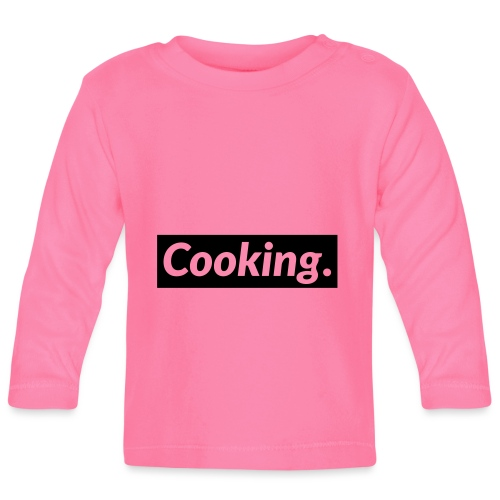Cooking - Baby Long Sleeve T-Shirt