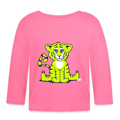Tiger cub - Baby Long Sleeve T-Shirt