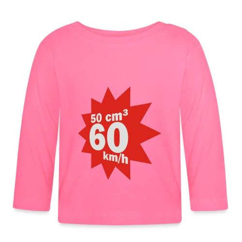 50 ccm, 60 km/h - Baby Langarmshirt