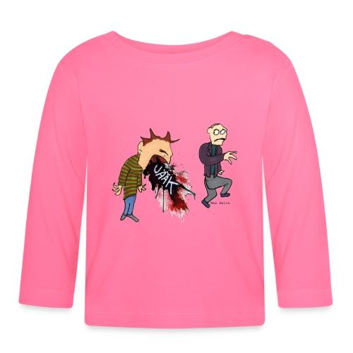 Kräkning - Långärmad T-shirt baby