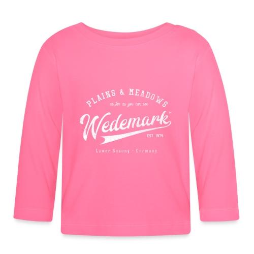 Wedemark Retrologo - Baby Langarmshirt