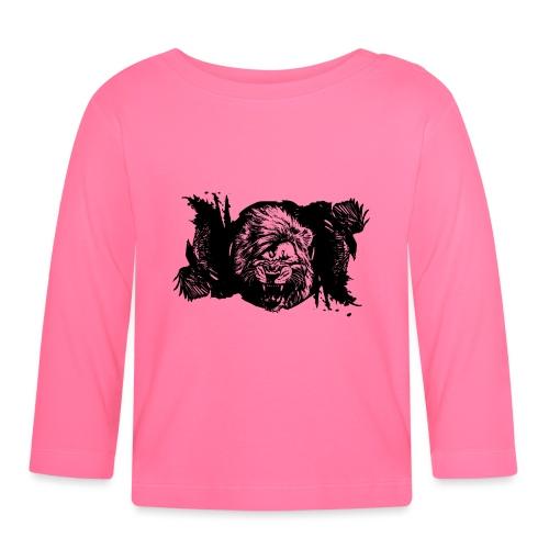 Raven & lion - T-shirt manches longues Bébé