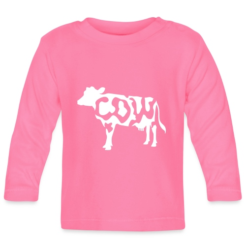 Cow black and white - T-shirt