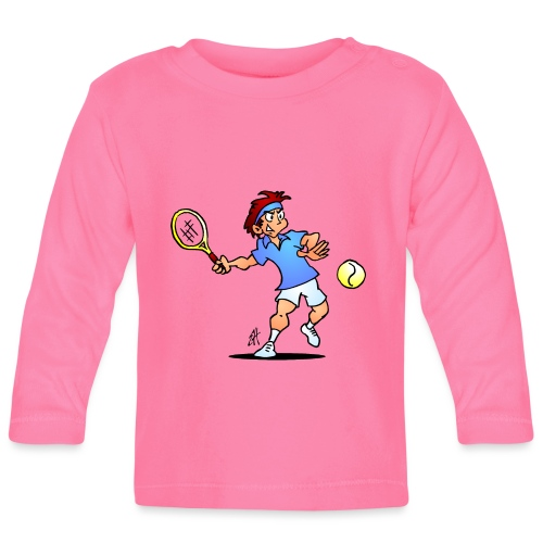 Tennis IV fc - Baby Long Sleeve T-Shirt