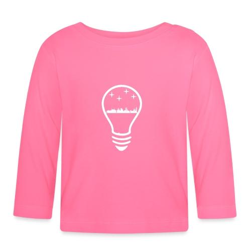 lamp skyline sterren png - T-shirt