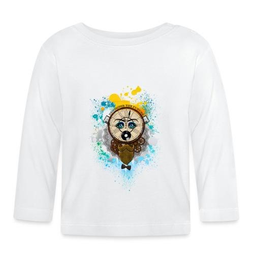 Remember the futur Souviens toi du futur - T-shirt manches longues Bébé