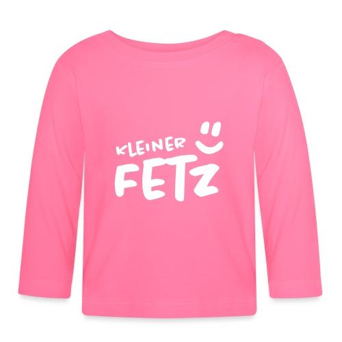 Schwaben Sprüche Fetz Shirt - Baby Langarmshirt