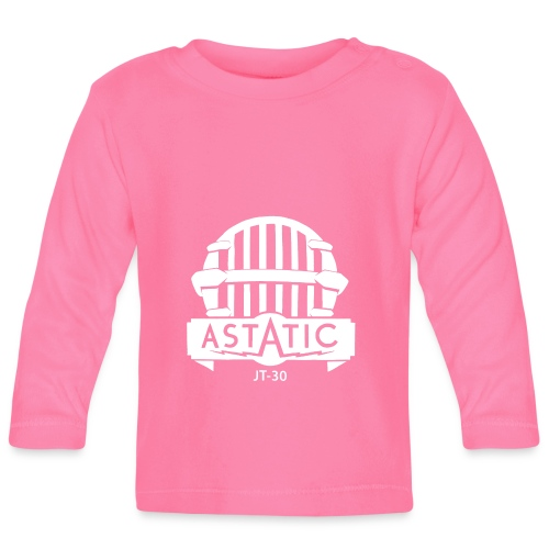 Astatic JT-30 logo - Baby Long Sleeve T-Shirt